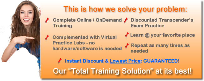 On-Demand Online training