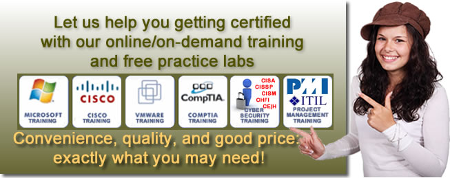 Online Training discount